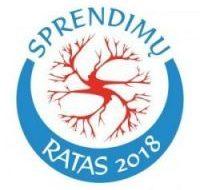 "Exhibition ""Sprendimu ratas 2018"" overview"